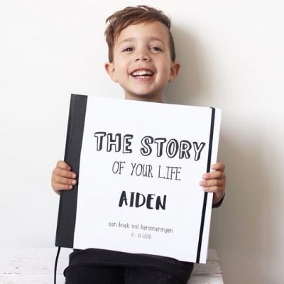 Oh My Goody - The story of your life - sfeerfoto - invulboekjes.nl