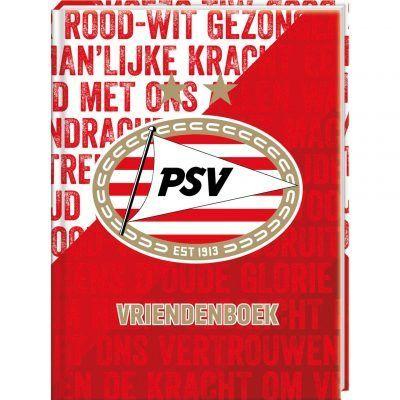 PSV Vriendenboek - invulboekjes.nl
