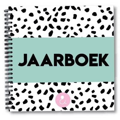 Studio Ins & Outs 'Jaarboek' – Mint Herinneringsboek