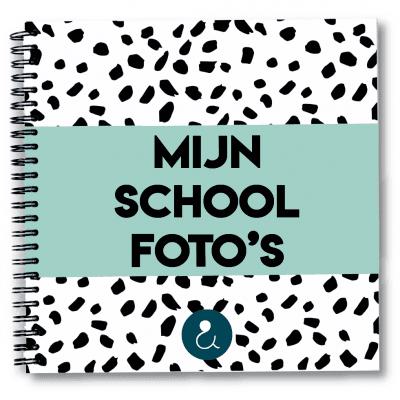 Studio Ins & Outs 'Mijn schoolfoto's' – Mint Schoolfotoboek