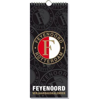 Verjaardagskalender Feyenoord - invulboekjes.nl