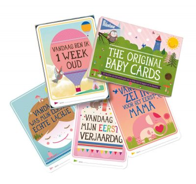 Milestone™ Baby fotokaarten - Original - invulboekjes.n l (1)