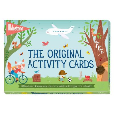 Milestone™ The original activity cards - invulboekjes (1)