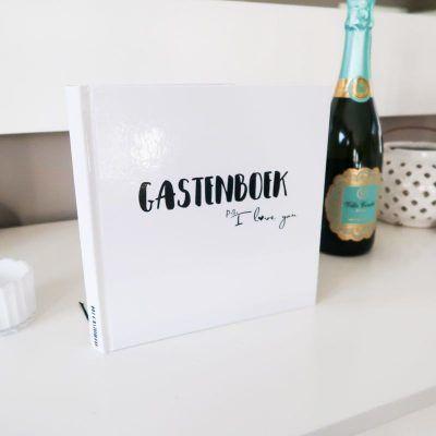 SilliBeads - Gastenboek bruiloft - Hardcover - invulboekjes (1)