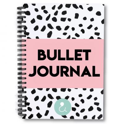 Studio Ins & Outs 'Bullet Journal' – Roze Bullet Journal