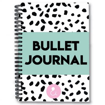 Studio Ins & Outs 'Bullet Journal' – Mint Bullet Journal