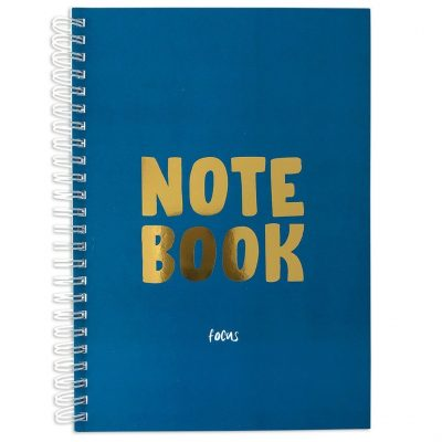 Studio Stationery Notitieboek Focus - invulboekjes (1)