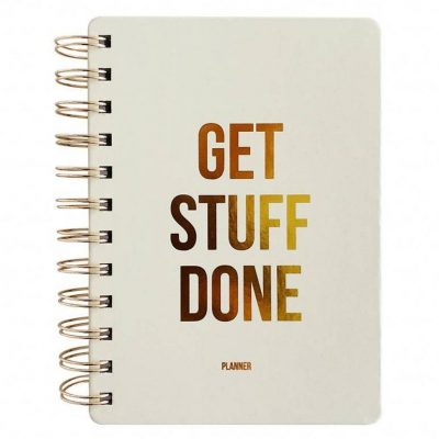 Studio Stationery Notitieboek Get stuff done - invulboekjes (2)