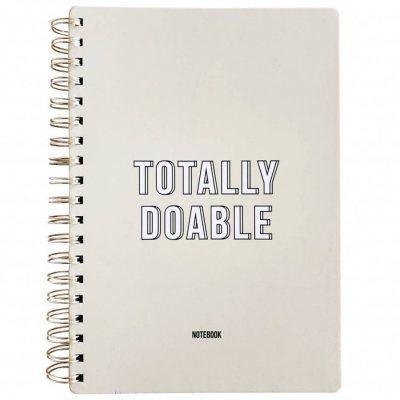 Studio Stationery Notitieboek Totally doable - invulboekjes (1)