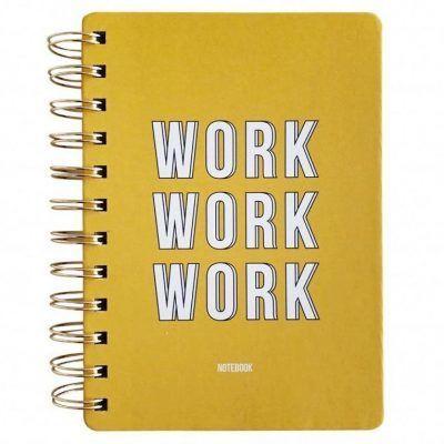 Studio Stationery Notitieboek Work work work - invulboekjes (2)