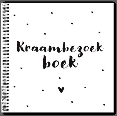 Cover Kraambezoekboek Fyllbooks