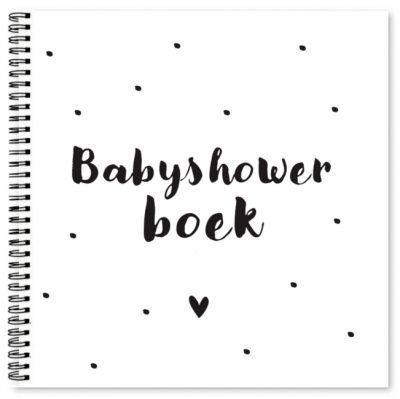 Fyllbooks Babyshowerboek Babyshower cadeau