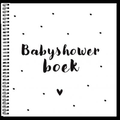 Cover babyshowerboek Fyllbooks