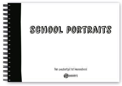 Oh My Goody - Schoolfotoboek 'School Portraits' - invulboekjes.nl