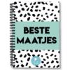 Studio Ins & Outs Invulboek 'Beste maatjes' – Mint Cadeauboeken