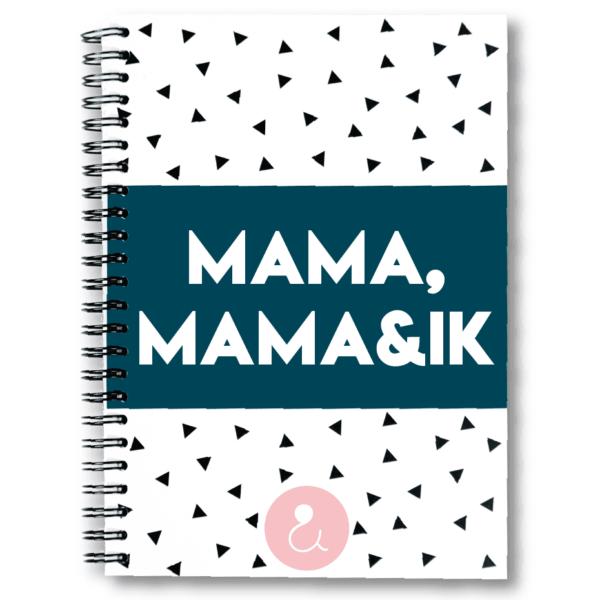 Studio Ins & Outs 'Mama, mama & ik' Cadeauboeken