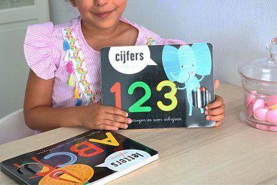 123 cijfers oefenen Doeboek