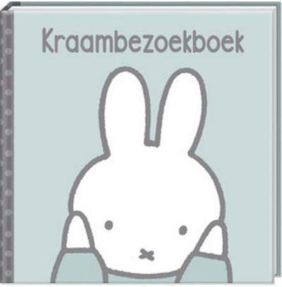 Nijntje Kraambezoekboek Kraambezoekboek