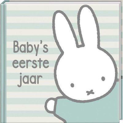 Nijntje Baby's eerste jaar Babyboek