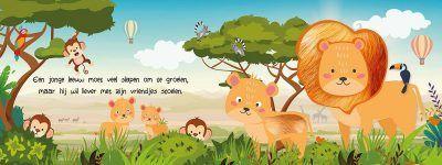 Babydieren Kijk- en voelboek Baby- & Peuterboeken