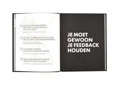 F*ck-it list book Bucketlist boek