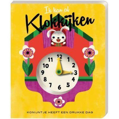 Ik kan al Klokkijken Cadeauboeken voor kinderen