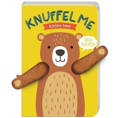 Knuffel me kleine beer Baby- & Peuterboeken