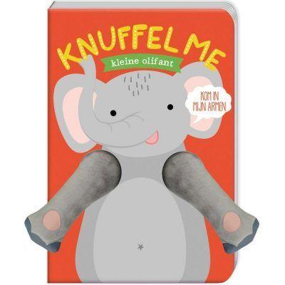 Knuffel me kleine olifant - invulboekjes.nl