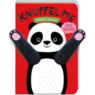 Knuffel me kleine panda - invulboekjes.nl