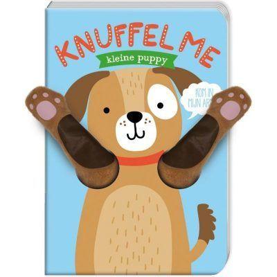 Knuffel me kleine puppy - invulboekjes.nl