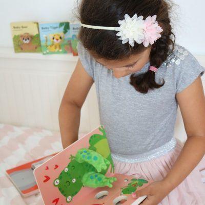 Knuffel me kleine kikker Baby- & Peuterboeken