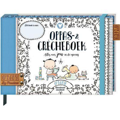 O'Baby by Pauline – Oppas en crecheboek Boeken met gratis verzending