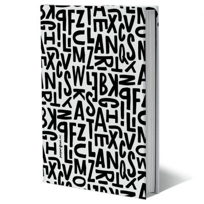Paperfuel Notebook – A5 Bullet Journal