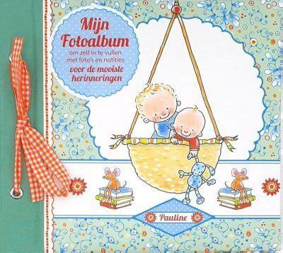 Pauline Oud – Fotoalbum Babyboek