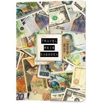 Travel Reisdagboek Geld Reisdagboek
