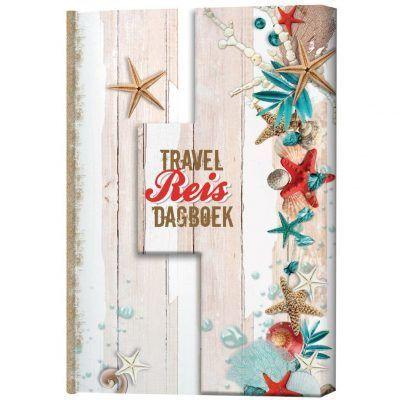 Travel Reisdagboek Strand Reisdagboek