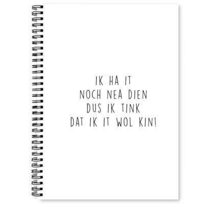 Krúskes Wurkplanner Friese boeken