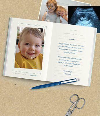 Elma van Vliet – Dagboek voor mijn zoon Cadeauboeken