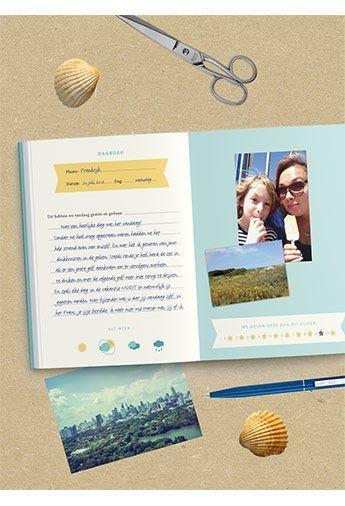 Elma van Vliet – Familie vakantiedagboek Cadeauboeken