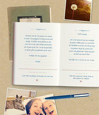 Elma van Vliet – Dagboek voor grote en kleine herinneringen Cadeauboeken