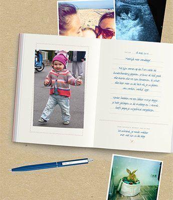 Elma van Vliet – Dagboek voor mijn dochter Cadeauboeken
