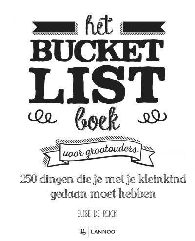 Het bucketlist boek voor grootouders Bucketlist boek
