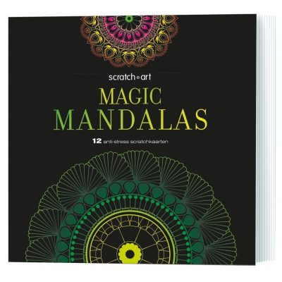 Magic mandalas Doeboek