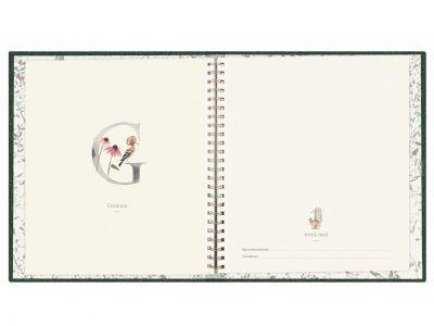 Milestone Mijn eerste jaar album Babyboek