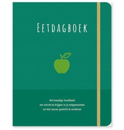 PaperStore Eetdagboek – Groen Dieetboek
