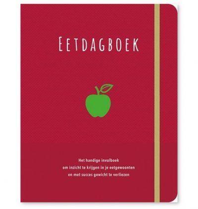 PaperStore Eetdagboek – Rood Dieetboek