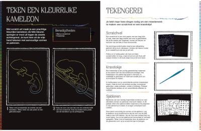 Scratch artprojecten Doeboek