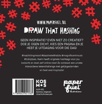 Paperfuel Draw that hashtag Doeboek