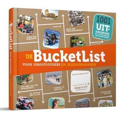 Bucketlist voor (groot)ouders en (klein)kinderen Bucketlist boek