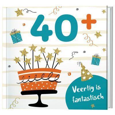 40+ is fantastisch boekje Cadeauboeken